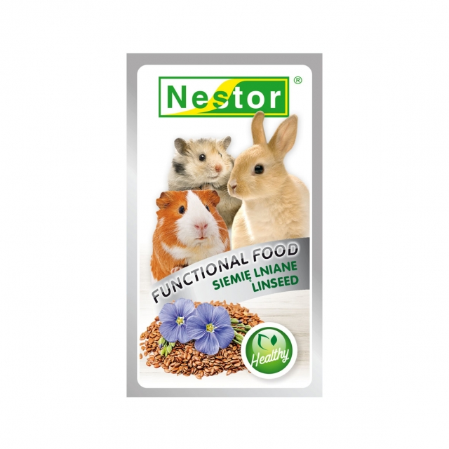 Functional Foods - Linseed for rodents